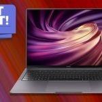 Obtenga £ 500 de descuento en el Huawei Matebook X Pro en un paquete enorme de Ultrabook