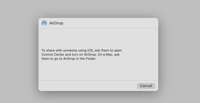 Consejos de MacOS: comparte la contraseña del sitio web de Safari con AirDrop