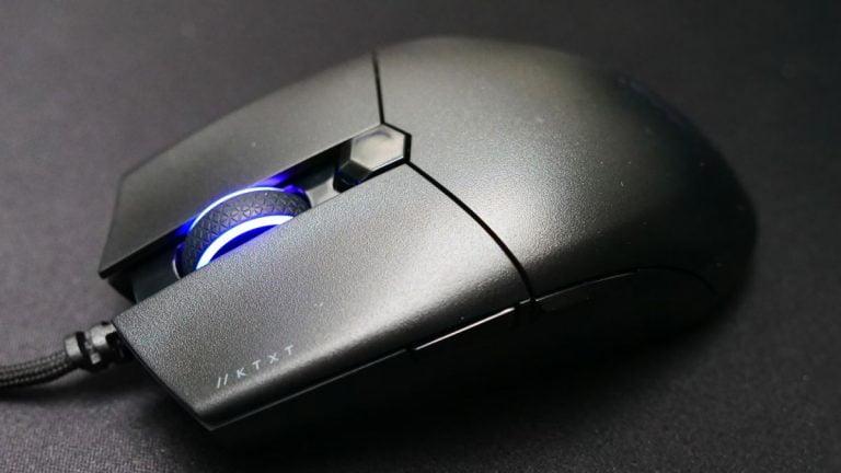 Revisión del mouse para juegos Corsair Qatar Pro XT
