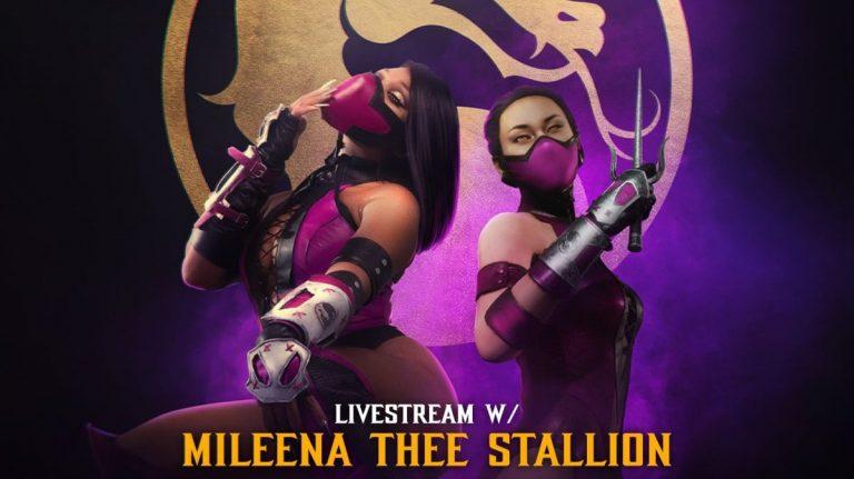 """El semental Megan You muestra su lado """"salvaje"""": mírala patear su trasero en la transmisión en vivo de Mortal Kombat 11"""