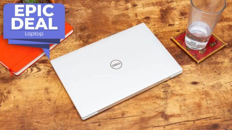 Obtenga más de € 300 de descuento en el Dell XPS 13 en una oferta oculta épica