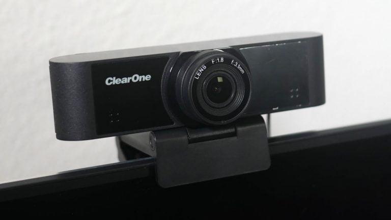 Revisión de la cámara web ClearOne Unite 20 Pro