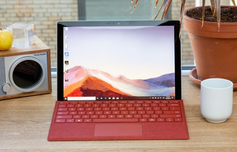 Se filtraron la fecha de lanzamiento y el diseño de Microsoft Surface Pro 8: lo que sabemos