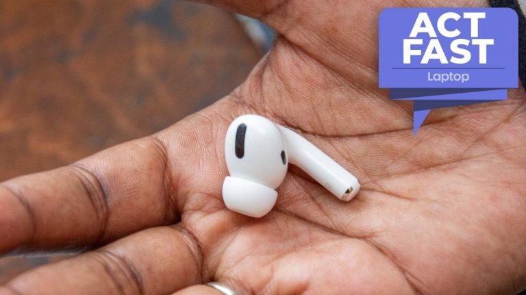 Los AirPods Pro Buds de Apple cuestan actualmente € 180, ¡actúa rápido!