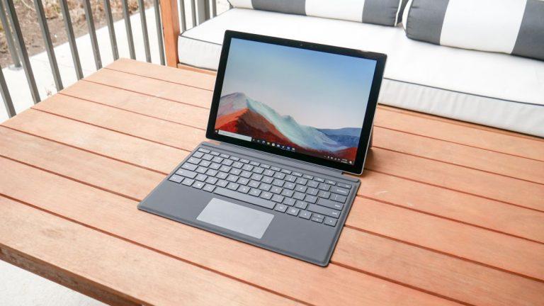 Microsoft Surface Pro 7 vs Surface Pro 7+: ¿cuál comprar?