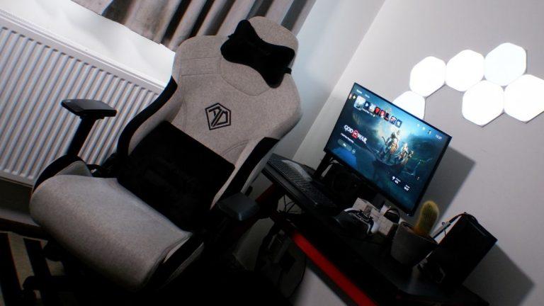 Revisión de la silla para juegos AndaSeat T-Pro 2 Series