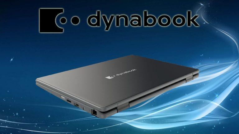 Dynabook presenta computadoras portátiles de 2.5 libras a estudiantes universitarios, que cuestan menos de € 300