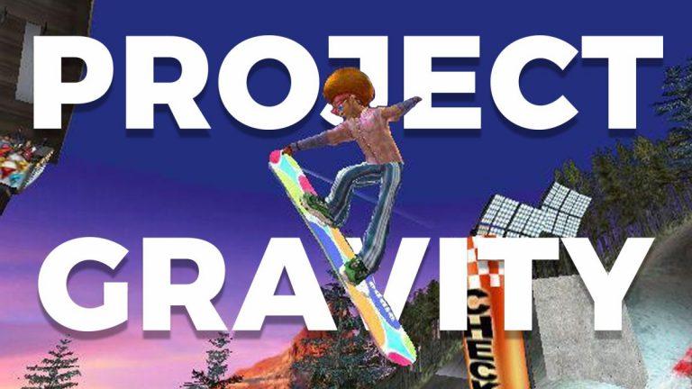 """SSX Game Creator revela el nuevo """"Project Gravity"""" de snowboard"""