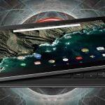 En algunas tabletas Android, Chrome puede cambiar al modo de escritorio automáticamente