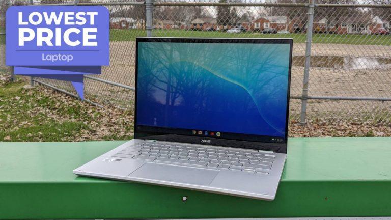 Flip C433 Asus Chromebook ahora ofrece € 100 de la oferta 2 en 1