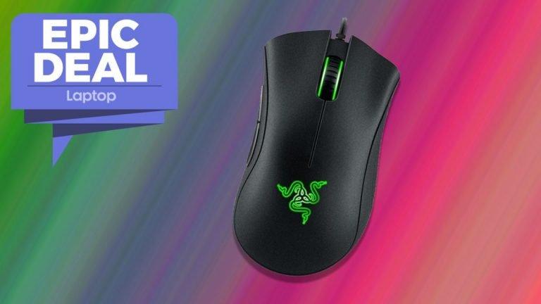 Obtenga casi un 50% de descuento en el mouse para juegos Razer DeathAdder