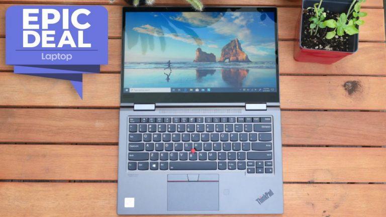 Lenovo ofrece un descuento de hasta el 58% en portátiles ThinkPad X1 Carbon 8 Windows y Linux