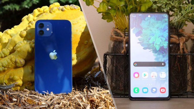 iPhone 12 vs Samsung Galaxy S20: ¿Qué teléfono inteligente fue el más vendido en 2020?