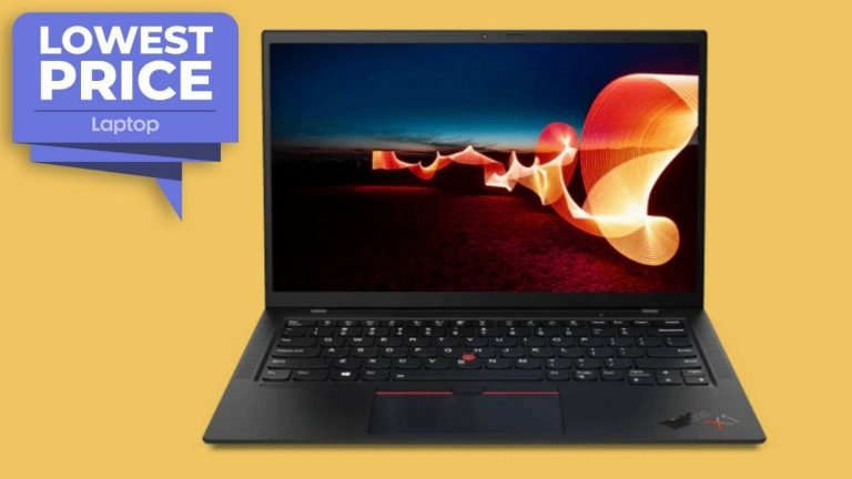 El Lenovo ThinkPad X1 Carbon Gen 9 con la CPU de 11.a generación de Intel obtiene un descuento de € 846