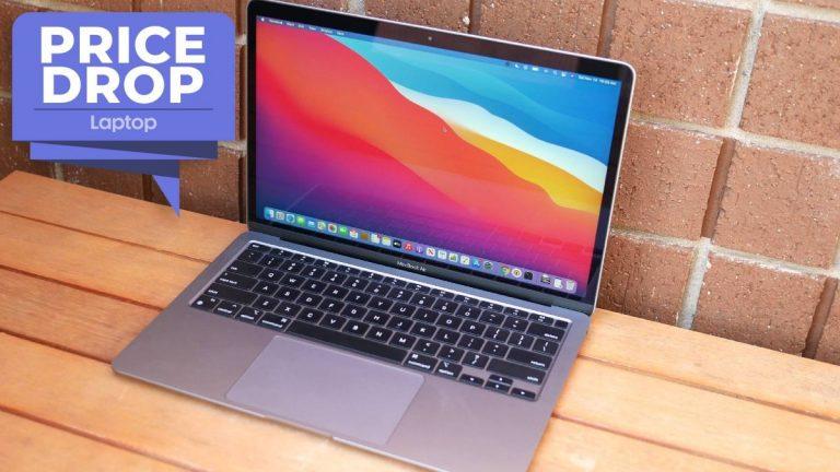 El MacBook Air M1 de Apple vuelve a ofrecer un precio de oferta de € 950