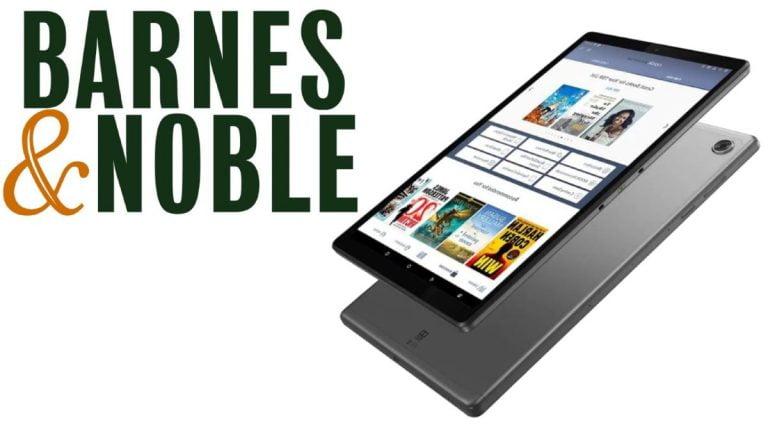 """Lenovo ha desarrollado la nueva tableta Barnes and Noble Nook HD de 10 """"y comienza en € 129.99"""