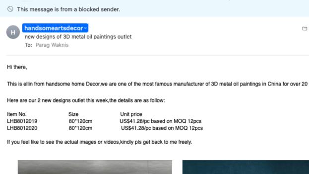 Consejos para MacBook: Cómo bloquear al remitente en Apple Mail