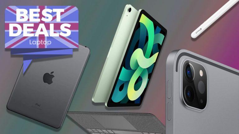 Las mejores ofertas de iPad en Gran Bretaña para marzo de 2021