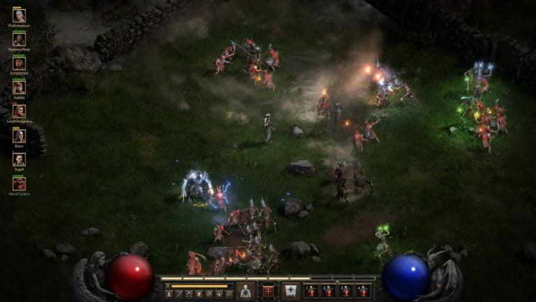 Diablo Resurrection 2: los usuarios de PC pueden usar archivos de respaldo antiguos