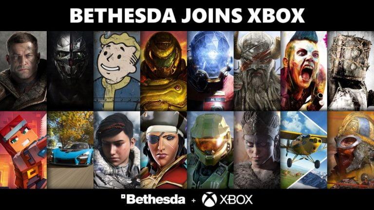 Microsoft confirma lo que todos hemos visto: nuevos juegos Bethesda exclusivos para Xbox y PC