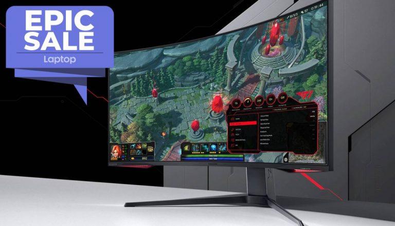 El monitor curvo para juegos Samsung Odyssey G7 de 27 pulgadas cae a € 599, el precio más bajo de la historia