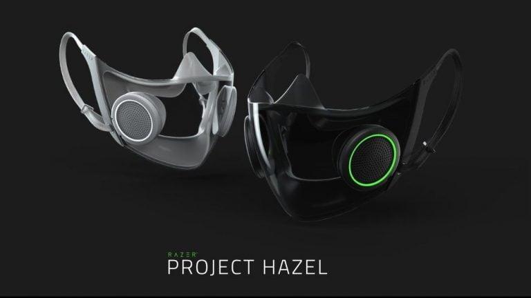 La máscara inteligente de alta tecnología de Razer entra en producción: lo que sí sabemos