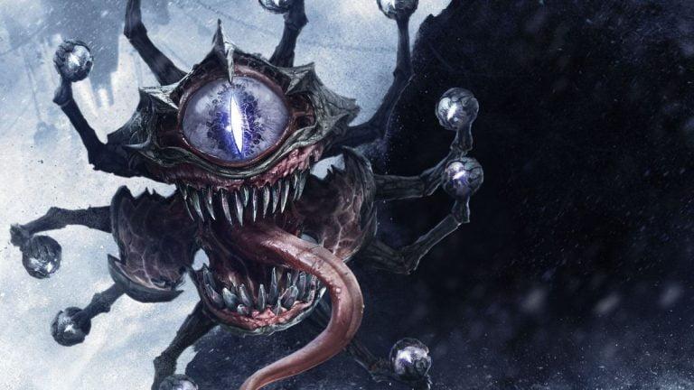 Tráiler de batalla de Beholder Boss de Dark Alliance – Comparado con True D&D
