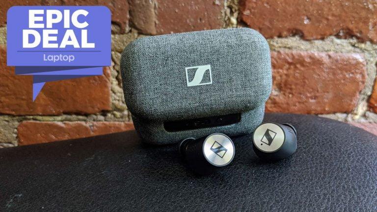 Sennheiser Momentum True Wireless 2 ahora ofrece € 50 en audífonos gigantes