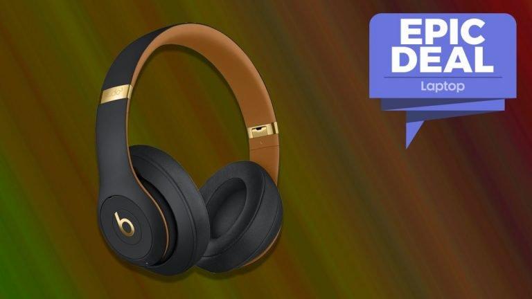 ¡Ignora los AirPods Max!  Obtenga más de € 100 en audífonos Beats Studio 3