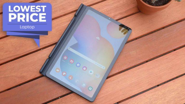 El Galaxy Tab S6 Lite con 128 GB de almacenamiento expandible cae a € 329, el precio más bajo de la historia