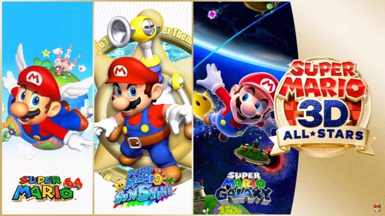 Obtén Super Mario 3D All-Stars en Nintendo Switch por € 50 antes de que se agote