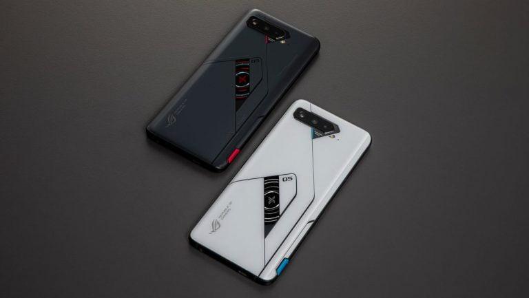Asus presenta ROG Phone 5: experiencia de juego móvil incomparable