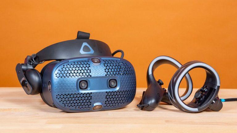 HTC presenta un nuevo módulo de seguimiento de labios para los auriculares Vive VR