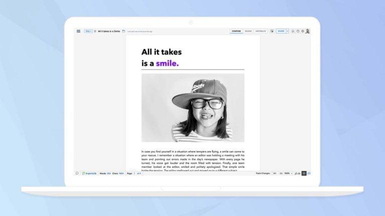 Zoho Writer Review: una excelente combinación de Word y Google Docs