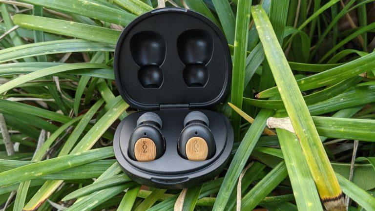 El Champion House of Marley es el verdadero negocio con un gran rendimiento de sonido, una batería de larga duración y un diseño ecológico.