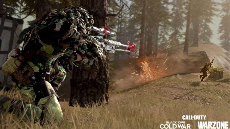 La actualización de Call of Duty: Modern Warfare reduce el tamaño del archivo: este es el espacio de almacenamiento que recuerda su PS5