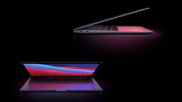 Se espera que la nueva MacBook Air con mini pantalla LED esté disponible en 2022
