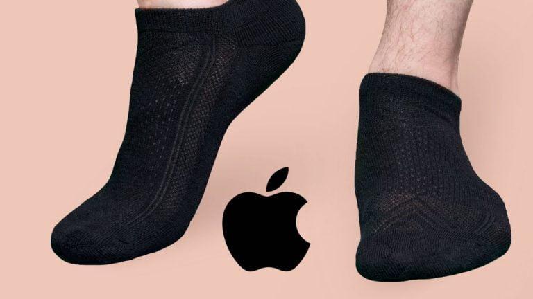Apple podría llevar los juegos de realidad virtual un paso más allá, con calcetines inteligentes