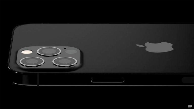 Un iPhone 13 Pro filtrado revela una cámara rediseñada y nuevos colores: ¿está el reverso negro mate?