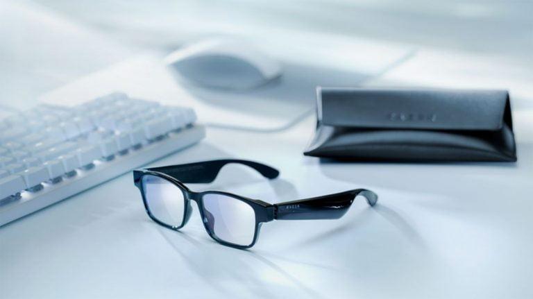 Razer anuncia Anzu Smart Glasses: protección auditiva abierta y protección ocular por € 199