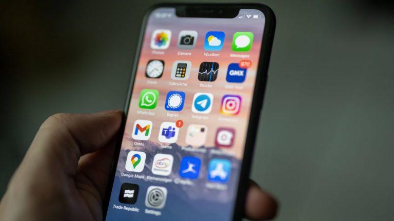 Apple permite a los usuarios decidir si las aplicaciones los rastrearán