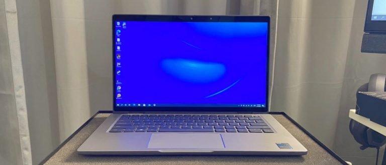 Revisión de Dell Latitude 7320 2 en 1