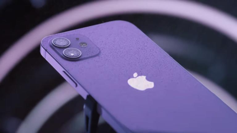 iPhone 12 y iPhone 12 mini ahora disponibles en un nuevo color violeta: pruébalo
