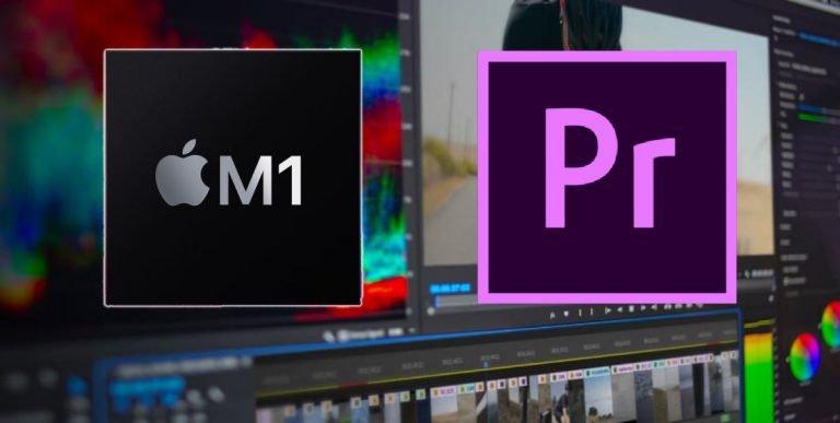La beta pública de Adobe Premiere Pro ya está disponible para MacBook Pro y MacBook Air con M1