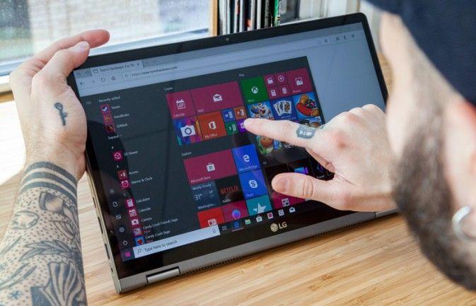 Las mejores computadoras portátiles con pantalla táctil en 2021