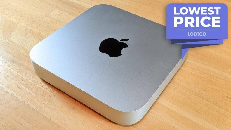 El Mac mini M1 con SSD de 512GB cae a un precio bajo de € 800