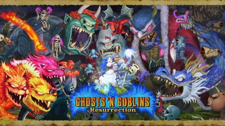 Revisión de Ghosts 'Goblins Resurrection: Infinite Death Loop