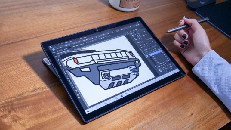 Vivir con una computadora portátil 2 en 1: cómo este concursante de Surface Pro ayudó a inspirar mi lado creativo