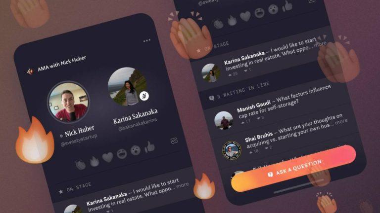 Hit the Hotline: nuevo competidor de Q&A Clubhouse para iOS y Android