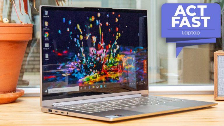 La computadora portátil Lenovo Yoga C940 2 en 1 de 14 pulgadas tiene un descuento de € 330